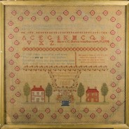 March 2012 – Tennessee Samplers: 19th Century Schoolgirl Embroidery