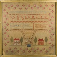 March 2012 &#8211; Tennessee Samplers: 19th Century Schoolgirl Embroidery