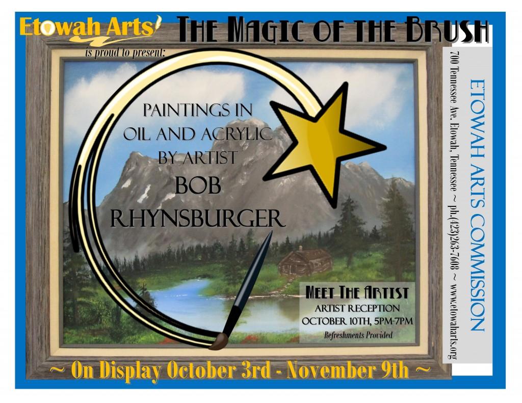 BR Exhibit Flyer 8.5x11 8-30-13 image