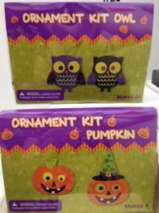 owl pumpkin kits