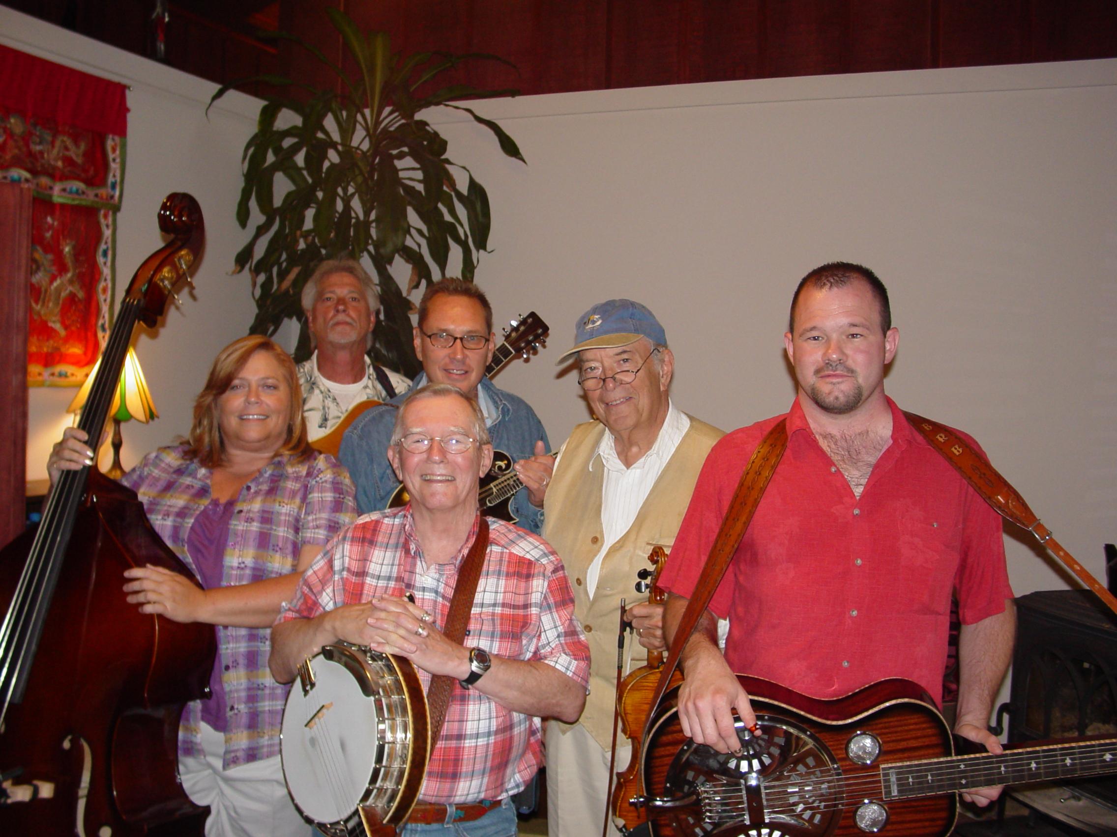 22nd Annual Cousin Jake Bluegrass Festival | Etowah Arts ...
