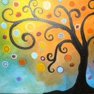 MOBILE PAINTING PARTY!  Friday night, May 2, 2014!  FUN NIGHT OUT!